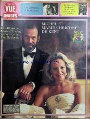 POINT DE VUE IMAGES DU MONDE [No 1906] du 08/02/1985