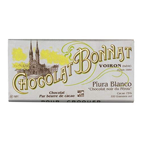 Piura Blanco 100g - Schokoladentafel - Bonnat