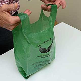 Biodegradable Nappy Disposal Bag Baby Poo Bag with Gussets Fit Large Nappies | 250 Nappy Bags