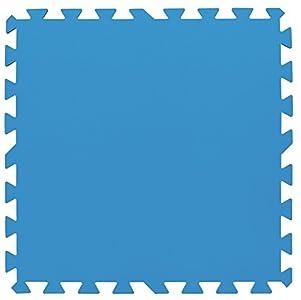 Pisc. protector suelo - set 8 piezas 50x50cm