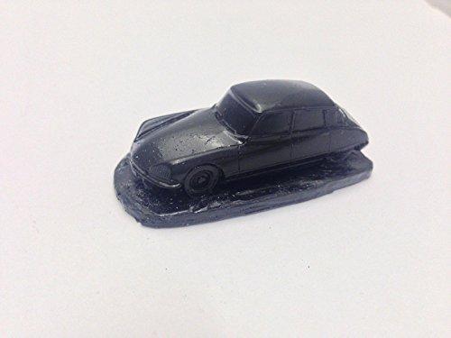 Citroen DS2 (última versión) ref39 Negro Modelo a escala 1:92 Made In Sheffield
