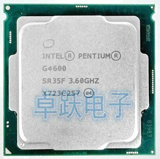 g4600 3.6GHz 3MB 2-Core LGA1151 Processor