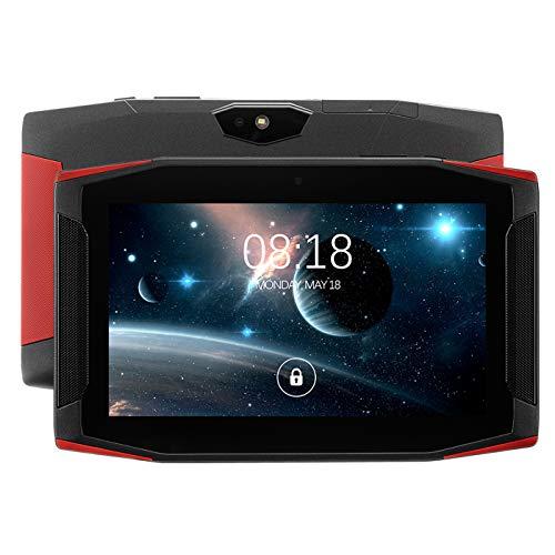 TJD MT-707,7 pollici Gaming Tablet, Android Tablet ,Qcta Core,2 GB di RAM, 16 GB di memoria, Wi-Fi, Bluetooth, Dual Camera,Nero