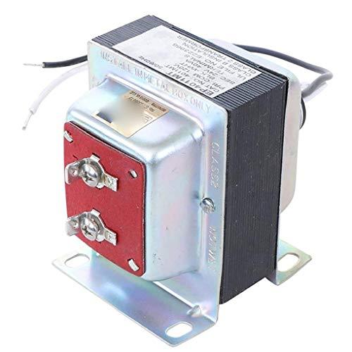 De vídeo timbre de la puerta del transformador de energía de 24V 40VA Termostato y timbre de la puerta del transformador Transformador de blindaje regalo para el padre