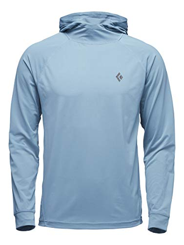 Black Diamond Alpenglow Hoody - Men's Slate Blue Small