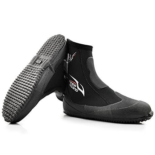 Lixada Botas de Buceo Zapatos de Agua de...