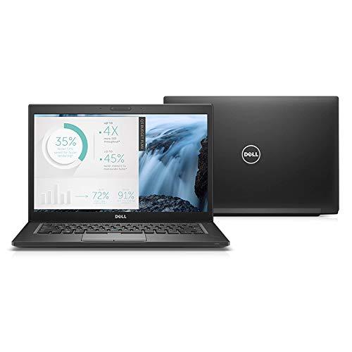 Dell Latitude 7480 Notebook, 14 Pollici 2K TouchScreen, Intel Core i5-6300U, 256Gb SSD, WebCam, Windows 10 Pro, Tastiera Italiana (Ricondizionato)