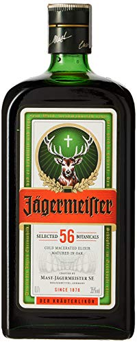 Jagermeister Licor de Hierbas - 700 ml