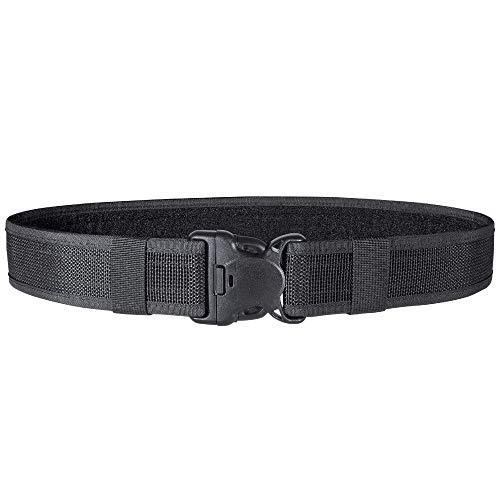 BIANCHI 8100 Web Duty Belt - 2.00  Belt Loop - 40-46, Black (1018254)