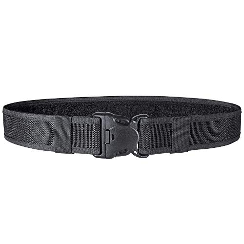 BIANCHI 8100 Web Duty Belt - 2.00' Belt Loop - 40-46, Black (1018254)