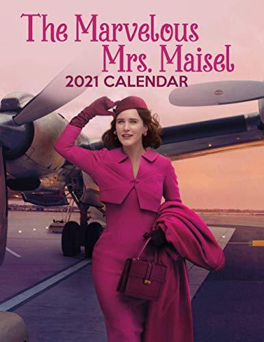 The Marvelous Mrs Maisel 2021 Calendar