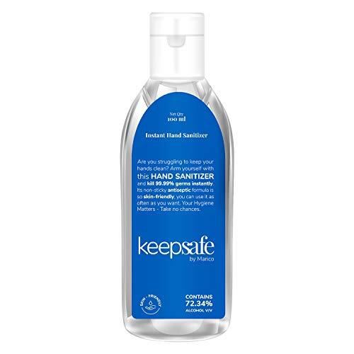 Pantry : KeepSafe Instant Hand Sanitizer 100 ml