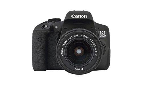 Canon EOS 750D Kit + 18-55 is STM VUK