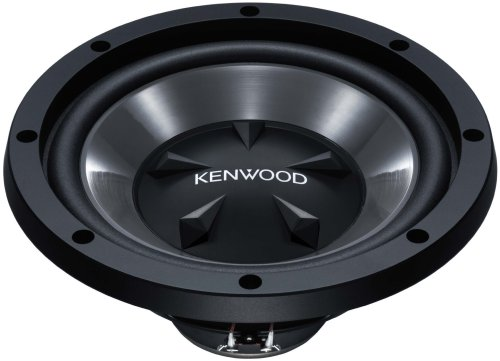Kenwood KFC-W 112 S 300mm subwoofer (800 Watt) zwart