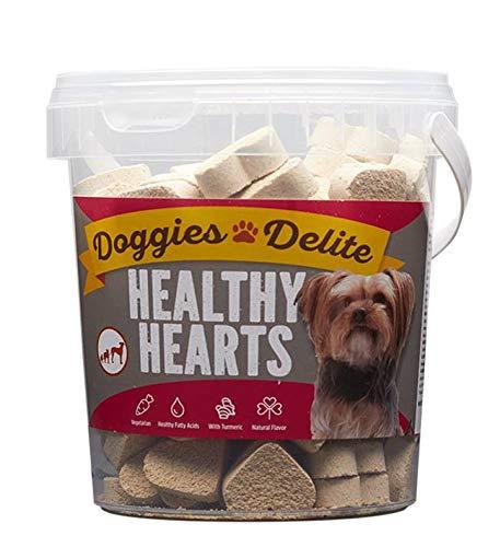Doggies Delite Healthy Heart Vegetarian Gluten Free Sugar Free Dog Treats