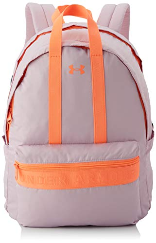 Under Armour FAVORITE Backpack - Pink Fog/Peach Plasma/ (694), OSFA