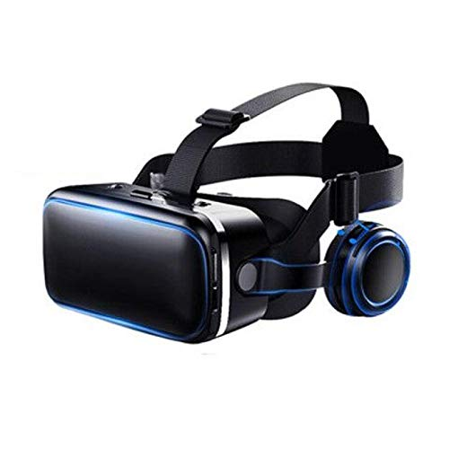 Buy YANJINGYJ VR Headsets,VR Glasses Virtual Reality Glasses, Head-Mounted VR Goggles Suitable for 3...