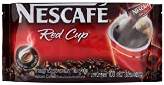 Nescafé Red Cup Instant Coffee 0.07oz X 50 Pcs