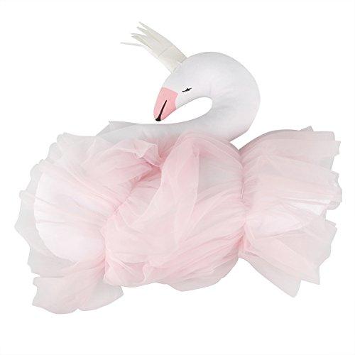 Pretty Swan jouet enfants bébé garçons filles Forme jouet en peluche enfant endormi accompagner Poupées Chambre Lit Décoration
