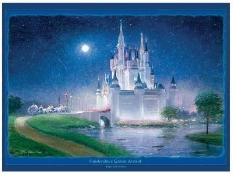 Disney Fine Art Puzzle Cinderella's Grand Arrival by Buffalo Games