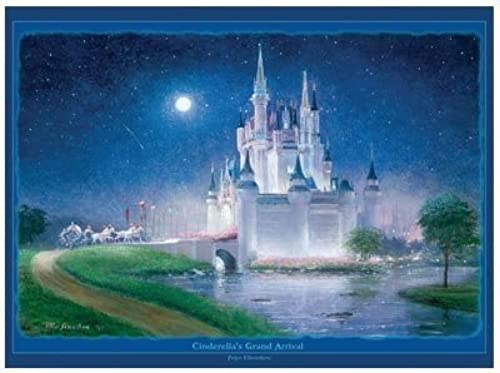 Disney Fine Art Puzzle Cinderella's Gründ Arrival by Buffalo Games