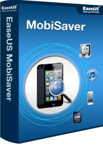 EaseUS MobiSaver iOS PRO ( iOS Data Recovery) WIN (Product Keycard ohne Datenträger)