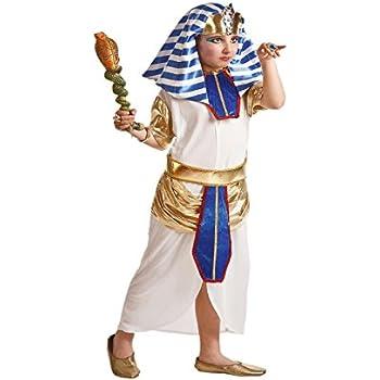 Disfraz para niñas de Faraona Egipcia: Amazon.es: Juguetes y juegos