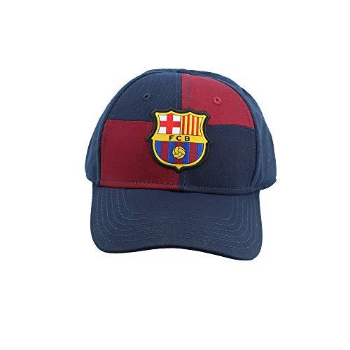 FCB Gorra Niño FC Barcelona - Temporada 2019/2020 - Blau Grana