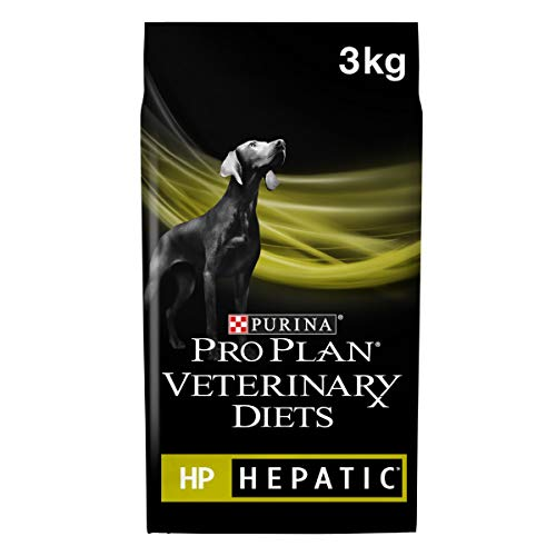 Purina Veterinary Diets - PRO PLAN Veterinary Diets CANINE HP Hepatic - 3 Kg