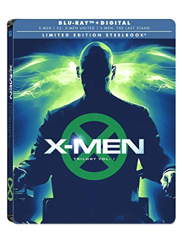 X-Men Trilogy [Edizione: Stati Uniti] [Italia] [Blu-ray]