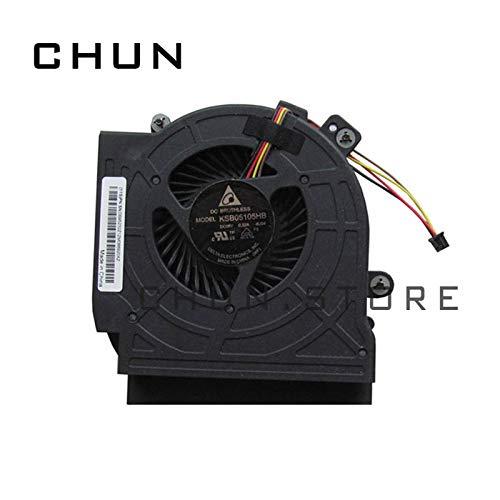 FCQLR Laptop CPU Lüfter für Lenovo THINKPAD E435 E535 E530 E430C E430 E445 E545 Laptop Lüfter