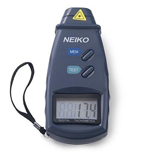 NEIKO 20713A Digital Tachometer | 2.5 - 99,999 RPM...