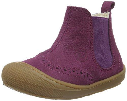Naturino Mädchen 4153 Chelsea Boots, Violett (Mirtillo_9103), 22 EU
