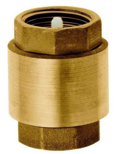 GEKA 2630 Zwischenventile 2X IG G 3 Zoll aus Messing, Gold, 18 x 8 x 13 cm