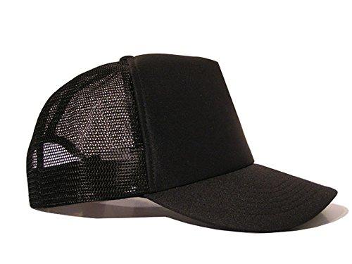 Bastart casquette filet noir