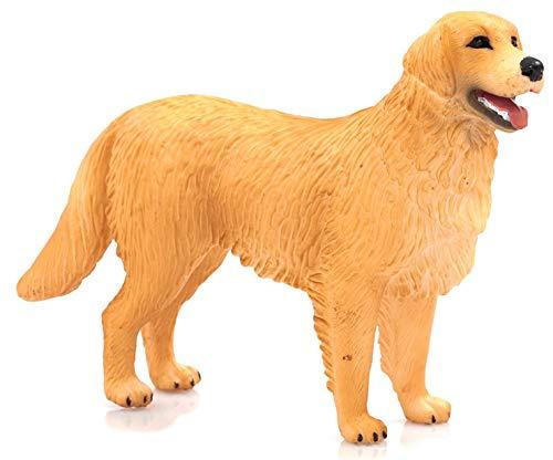 MOJO Golden Retriever Toy Figure