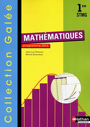 Mathématiques - 1re STMG