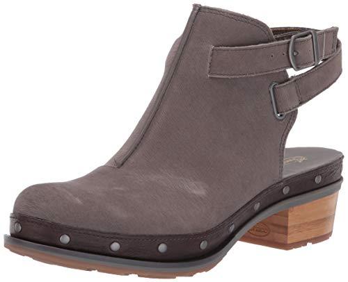 Chaco Women's Cataluna Clog Shoe, Nickel, 6.5 M US
