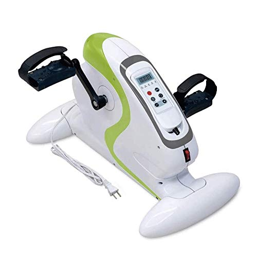 Lowest Prices! JNWEIYU Sunny Health Mini Electric Smart Stepper with Backlit LCD Screen Can Restore ...