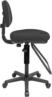 Studio Drafting Chair Black