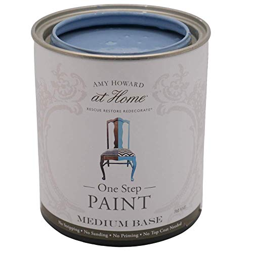 One-Step Chalk Finish Paint   Mai Dragon   32 OZ   Home Improvement Furniture & Cabinet Paint for Wood, Decor, Fabric, and More   Amy Howard At Home