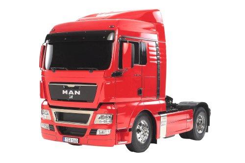 Tamiya - 56329 - Radio Commande - Camion - Man Tgx 18,540 4x2