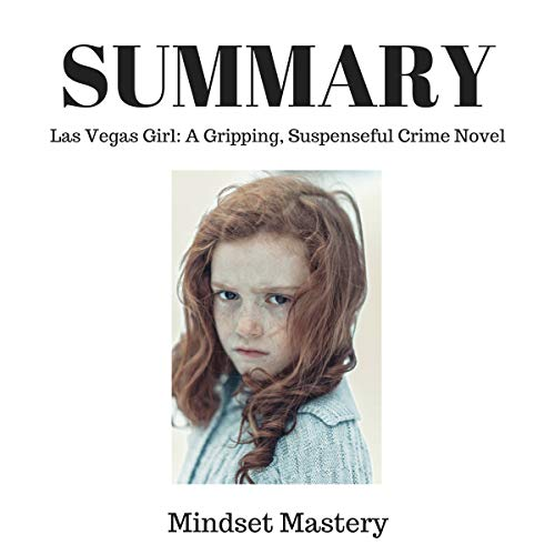 Summary: Las Vegas Girl: A Gripping, Suspenseful Crime Novel audiobook cover art