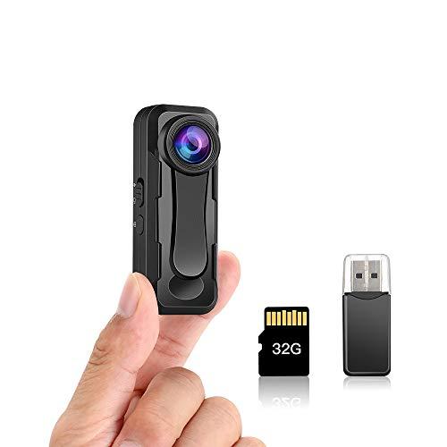 W1 Small Body Camera