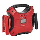 Sealey SL32S 12/24V 1200/600 Peak Amps Jump Starter Power Pack Lithium Iron Phosphate (LiFePo4)