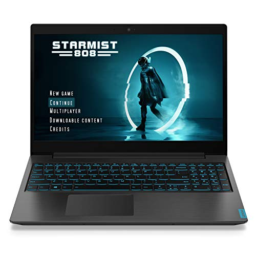 A new dimension of gaming performance awaits - with 9th-generation Intel Core i5 processors, the IdeaPad L340 gaming has the power you need to outshoot, outrun, and outsmart anyone. Includes 8GB DDR4 RAM and 512GB NVMe SSD Take it to the next level -...