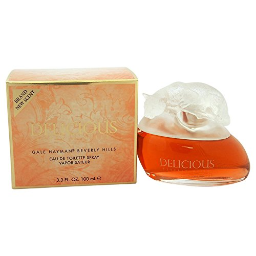 Delicious by Gale Hayman for Women - 3.3 oz EDT Spray - W-1040
