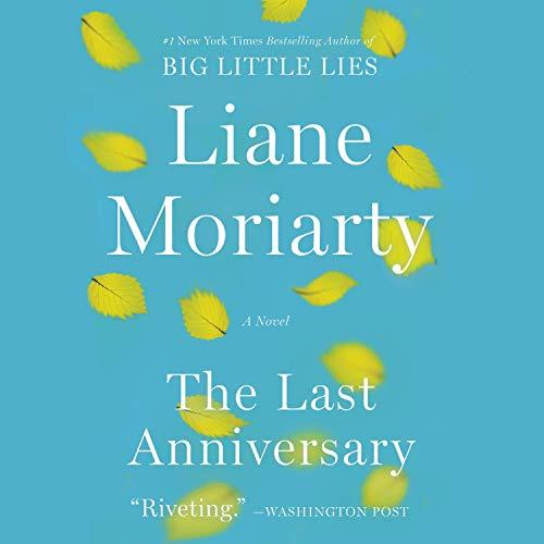 The Last Anniversary audiobook cover art