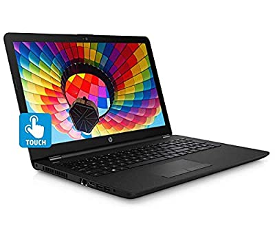 2019 Newest HP 15.6-Inch HD Touchscreen Laptop, Intel Pentium Silver N5000 1.1GHz, 8GB DDR4-2400 Memory, 1TB HDD, HDMI, HD Webcam, Win 10, Upgrade Available