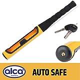 Heavy Duty Alca Germany Steering Wheel Lock Anti-theft Baseball Bat Security Clamp 2